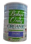 Sữa Organic Baby's Only (Dairy) (900g) (0m+)
