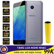 Meizu 5s 16GB Ram 3GB Kim Nhung (Xám) - Hàng nhập khẩu + Loa nghe nhạc 3 in 1