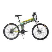 Xe đạp điện gấp Ecogo Max 7 (Màu xanh)