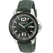 Đồng hồ nam dây nhựa Stuhrling Original Men's 219A.332D6D1 (Xanh lá)