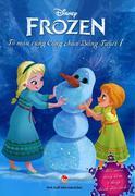 Frozen Tô Màu Cùng Công Chúa Băng Tuyết 1