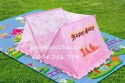 Màn chụp chống muỗi Happy Baby loại vuông-màu hồng SẢN PHẨM CÙNG LOẠI