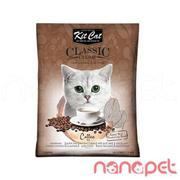 Cát Vệ Sinh Cho Mèo KitCat Hương Cà Phê Túi 10L