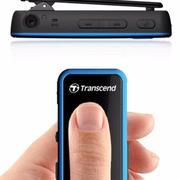 Máy nghe nhạc MP3/8GB Transcend MP350 (Đen) - Hãng phân phối chính thức