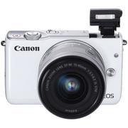 Canon EOS M10 18MP với len kit 15-45mm (Trắng)