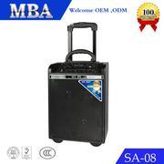 Máy trợ giảng kéo tay Professional Audio MBA SA-08 USB/SD