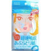 Giấy thấm dầu Kose softymo hương đào (150 miếng- Nhật)