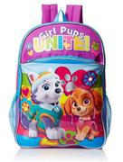 Nickelodeon Girls Paw Patrol Rainbow 16 Inch Backpack