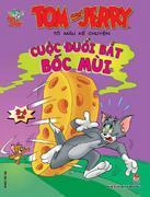 Tom Và Jerry Tô Màu Kể Chuyện - Cuộc Đuổi Bắt Bốc Mùi