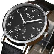 Đồng hồ nam Pindo PD-SS00086 Mặt tròn cổ điển