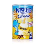 Bột pha sữa Nestle 400g - Vanille