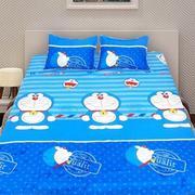 Bộ ga giường cotton Doremon bì thư Tmark