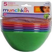 Bộ 5 bát nhựa Munchkin MK10265