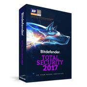 Phần Mềm Diệt Vi Rút BitDefender Total 3PC