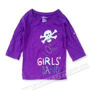 Áo bé gái Baby Gap tím size 4 đến size 5