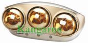 Đèn sưởi nhà tắm Kangaroo KG251 - 3 bóng