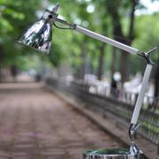 Đèn bàn LED bảo vệ thị lực Brilliant Octabvia HD2716 (Satin) - 7W