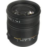 Sigma 17-70mm f/2.8-4 DC Macro OS HSM for Canon/ Nikon