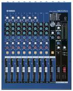 Bộ trộn âm Mixer Soundcraft LX7II/16