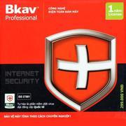 Phần mềm diệt virut Bkav Pro Internet Security