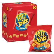 Hộp bánh Ritz Bits nhân phô mai 30 gói