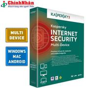 Kaspersky Internet Security Multi Device (5devices)