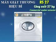 Máy giặt thương hiệu Bỉ RS 27