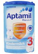 Sữa Aptamil Pronutra 3 (Đức) (800g) (1-3 tuổi)