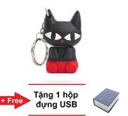 USB 8GB 60MB/S Mèo đen - Bảo hành 12 tháng