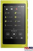 Máy nghe nhạc Sony NW-A35 Vàng chanh