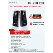 Máy Chấm Công Khuôn Mặt Metron F110