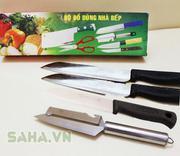 Bộ dao làm bếp 4 món