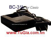 Sạc Casio BC-31L Cho pin NP-40