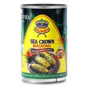 Cá Nục Kho Tiêu Seacrown Lon 155g