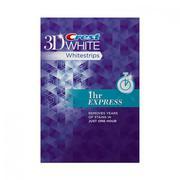 CREST 3D WHITE WHITESTRIPS 1HR EXPRESS (14 MIẾNG/7 CẶP)