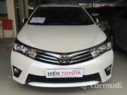 Toyota Corolla Altis G  2015