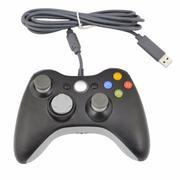 Tay cầm chơi game Xbox 360 có dây ( Đen )