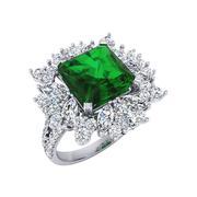 Nhẫn nữ 0615R4708VA1-1654