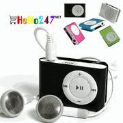 Máy nghe nhạc kiểu dáng nhỏ gọn cực xinh (Mã SP:  Ipod Mp3 Shuffle min )