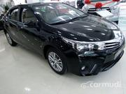 Hà Nội: Toyota Corolla Altis 1.8G 2017