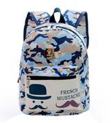 balô rằn ri french mustache