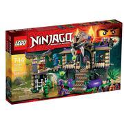 Lego Ninjago 70749 - Xâm nhập hang rắn