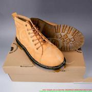Giày da nam Doctor cổ cao phong cách sành điệu năng động GDNHK83