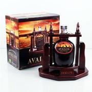 Rượu vang Avalon 1,5 lít kèm kệ nghệ thuật