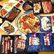 Buffet Nướng - Lẩu - Sashimi & Sushi Nhật Với Hơn 100 Món Tại Nhà Hàng Tokyo Yukai