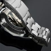 Đồng hồ thời trang Winner dây bạc