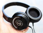 Tai nghe WS Series Solid Bass Audio-technica - thiết kế đẹp, thoải mái khi sử dụng