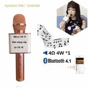 Micro hát karaoke Bluetooth kiêm loa YS11