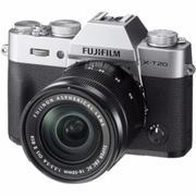 Máy ảnh Fujifilm X-T20 24.3MP với lens kit 16-50mm (Bạc) - Hãng Phân Phối Chính Thức + Tặng chân máy...