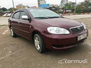 Hà Nội: Toyota Corolla Altis MT 2002